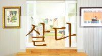 韓国語で「住む」の【살다(サルダ)】をタメ語で覚えよう!