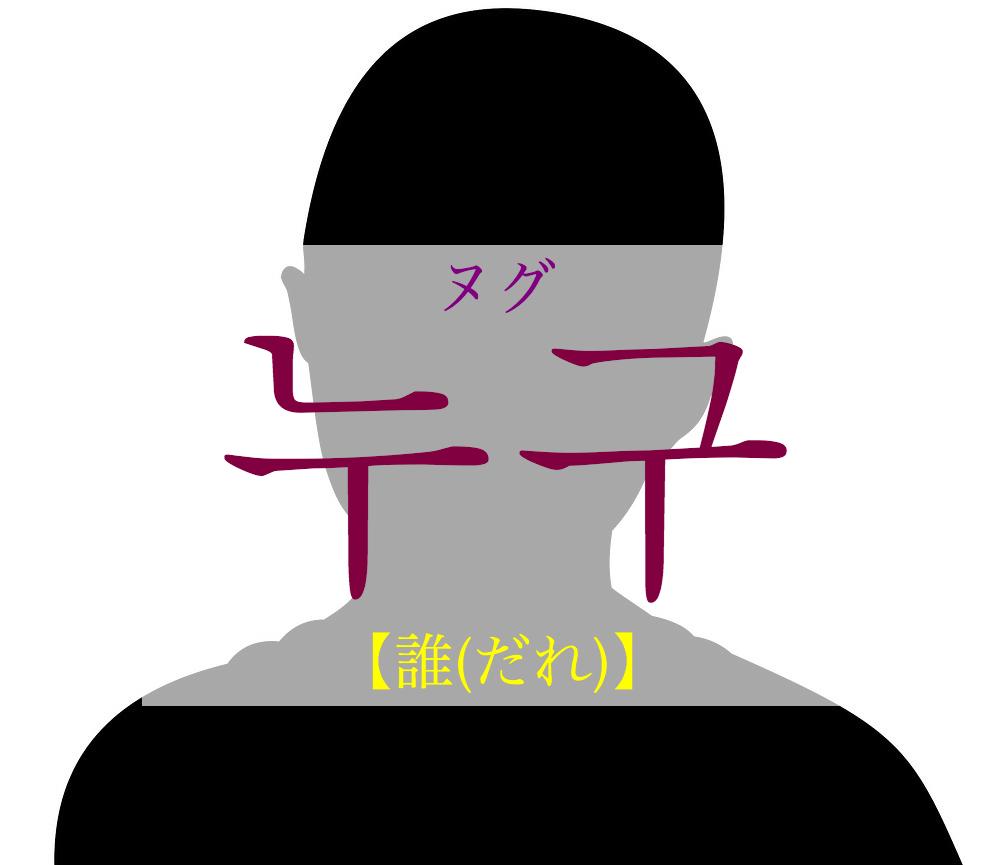韓国語で「誰(だれ)」の【누구(ヌグ)】をタメ語で覚えよう!