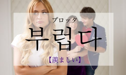 koreanword-envy