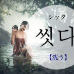 koreanword-wash