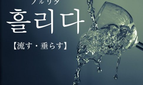 koreanword-spill