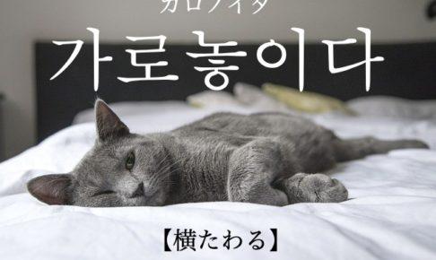 koreanword-lay