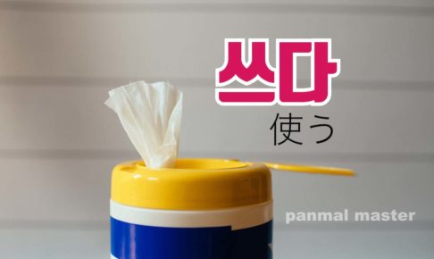 korean-words-use